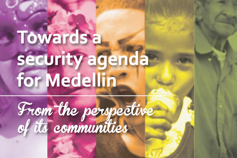 Towards a security agenda for Medellín. From the perspective of its communities